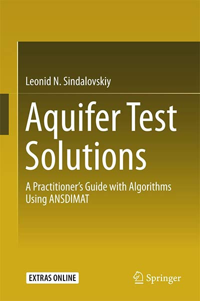 Sindalovskiy. Aquifer test solution